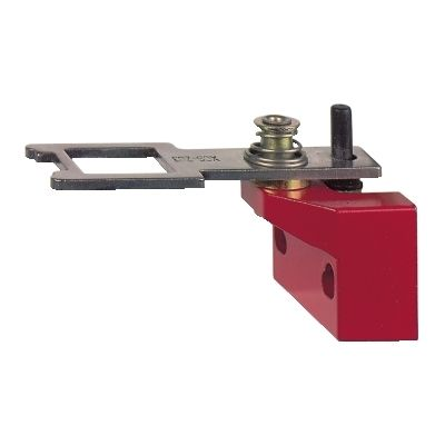 Pivoting actuator, for metal switch