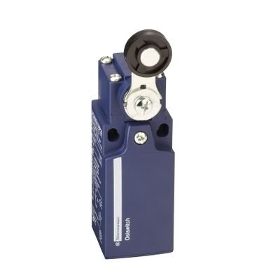 Limit switch xckn, thermoplastic roller lever, 1nc+1no, snap, m20