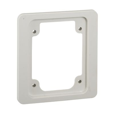 90x100mm placa, for 65x85mm outlet