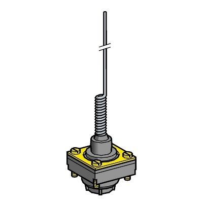 Limit switch head ZCKD, cat's whisker with