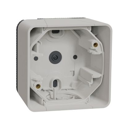 Caja superficie IP55 Blanco