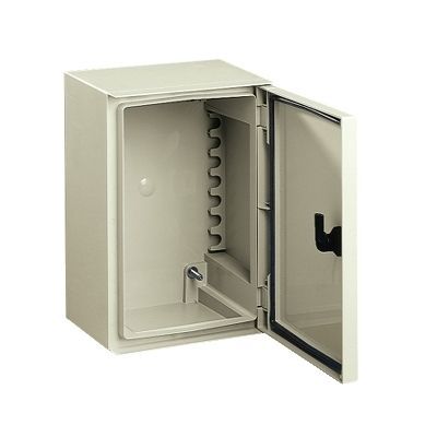 Wall-mounting enclosure abs/pc monobloc ip66 h310xw215xd160mm ((*))