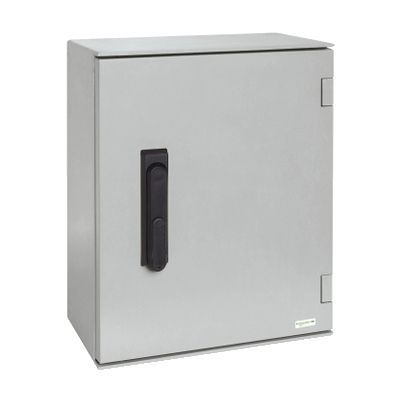 Wall-mounting enclosure polyester monobloc ip66 h1056xw852xd350mm ((*))