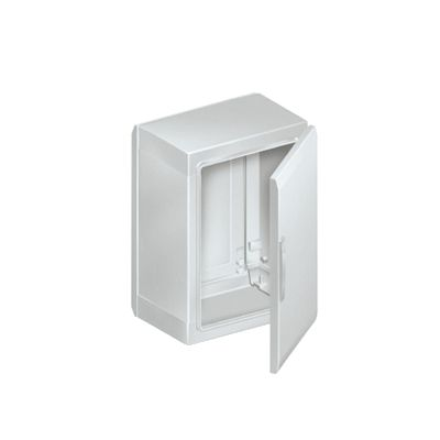 Floor standing enclosure polyester vers.pla completely sealed 1500x1250x320 ip65