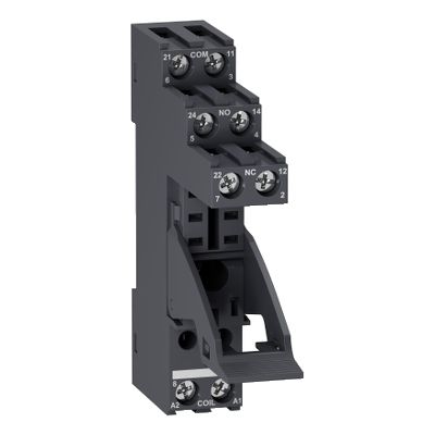 Socket rgz, separate contact -5a, 250 v, screw connector ((*))