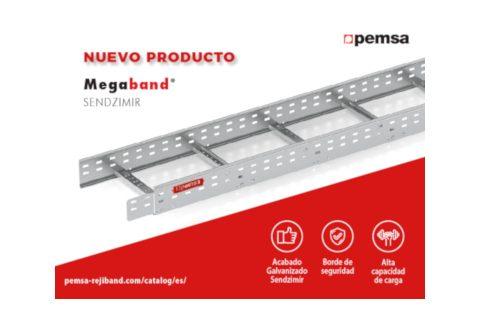 Pemsa Rejiband Rapide®: Nuevos certificados Marcado N de Aenor Y CB Scheme de IEC.