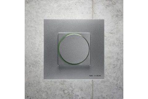 Nuevos reguladores giratorios para lámparas LED de la serie Zenit de Niessen