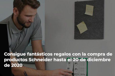 Campaña de navidad de Schneider & Dielectro Manchego