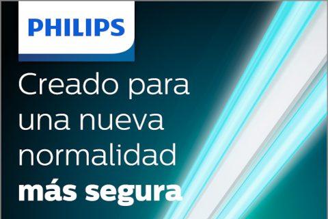 Regleta Philips UV-C