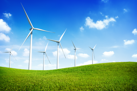 Record histórico de producción eléctrica renovable