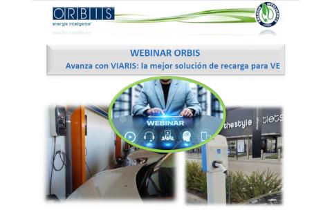 Nuevo webinar de Orbis de movilidad eléctrica el día 17 de diciembre