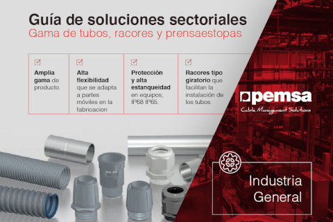 Conoce a fondo la gama de tubos para el sector industrial de Pemsa