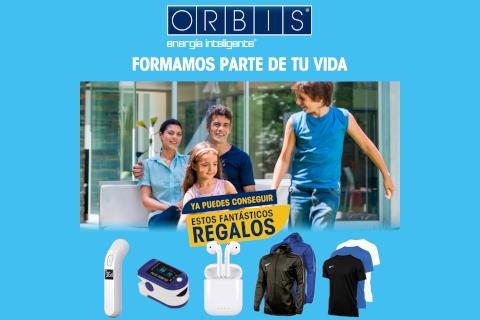 """Nueva campaña promocional """"Formamos parte de tu vida"""" de Orbis"""