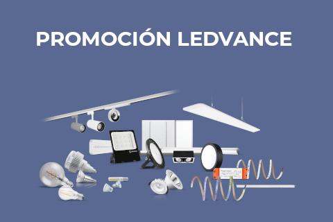 Promoción de febrero Ledvance & Dimae Dielectro Manchego