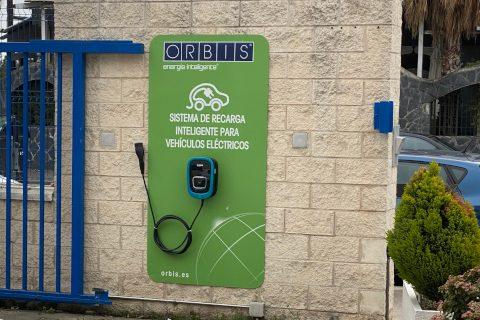 Conoce nuestro punto de recarga de vehículo eléctrico en Leganés