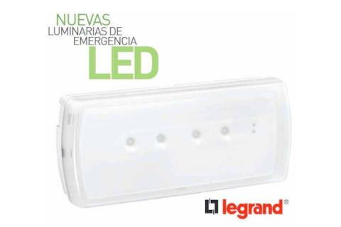 Nueva campaña de iluminación de emergencia URA 21 LED Plus de Legrand