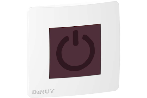 Dinuy lanza el modelo PT GAR PR1 el pulsador de proximidad sin contacto