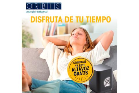 """Nueva campaña promocional """"Disfruta de tu tiempo"""" de Orbis"""