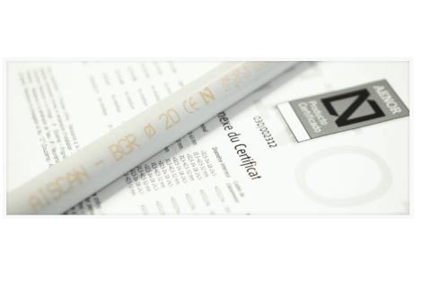 Aiscan lanza un nuevo vídeo acerca de la importancia de las certificaciones de los tubos rígidos
