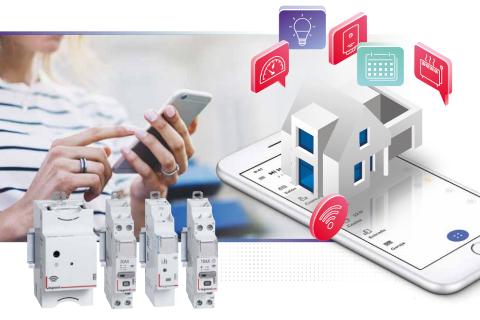 Smart Electric Panel la nueva solución conectada de Legrand para el cuadro eléctrico del hogar