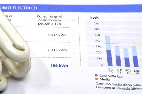 Un nuevo código QR permitirá a los consumidores acceder a una comparativa de precios de las diferentes comercializadoras de luz y gas