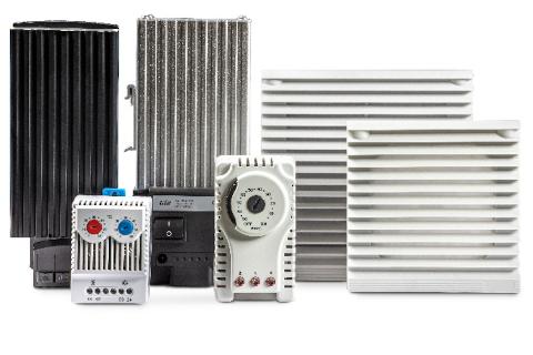Protege tus cuadros eléctricos con la gama de Gestión Térmica de IDE