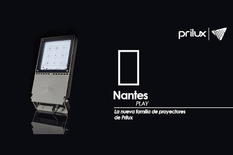 NANTES Play la nueva familia de proyectores de Prilux