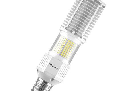 Osram NAV LED la nueva lámpara de Ledvance para alumbrado público