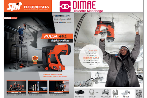 Nueva promoción SPIT y Dimae en herramientas y accesorios