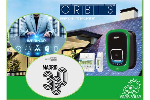 Orbis celebrará el 28 de octubre una jornada online con los instaladores madrileños para informar sobre el Plan de Ayudas Madrid 360